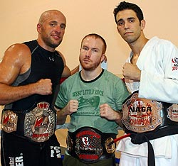 Mixed Martial Arts Champions