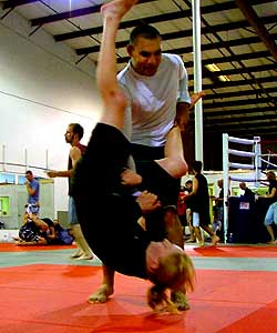 Women's Mixed Martial Arts